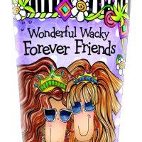 Wonderful Wacky Forever Friends – Stainless Steel Tumbler