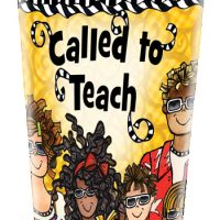 Called to Teach (female version) – Stainless Steel Tumbler