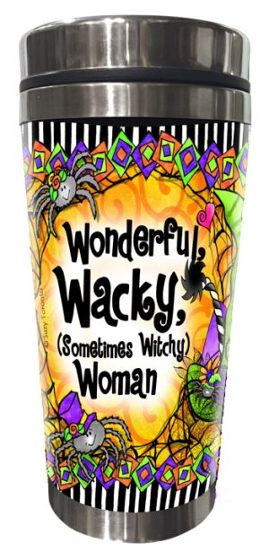 Magic Happy Potion stainless steel tumbler BACK