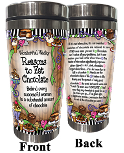 Reasons for Chocolate Stainless Steel tumbler