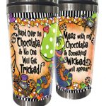 Hand Over the Chocolate & No One Will Get Tricked! (Halloween) – 16 oz. Stainless Steel Tumbler