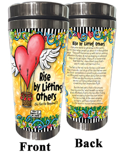 Rise Stainless Steel Tumbler