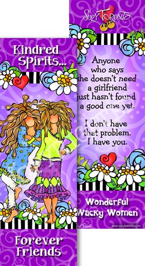 Kindred Spirits - Bookmark