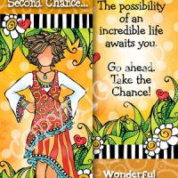 When Life Gives You a Second Chance… Take it! – Bookmark