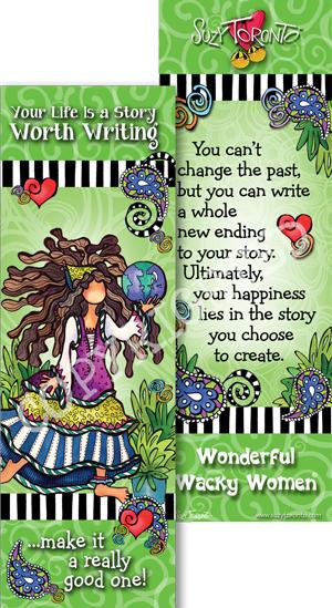 Story Worth Writing - Bookmark