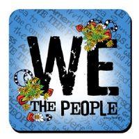 We the People (Women of Liberty) – Coaster