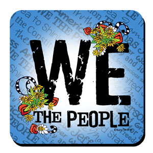 We the People - Coaster