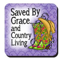 Saved By Grace and Country Living (TingleBoots) – Coaster