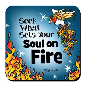Soul on Fire Coaster