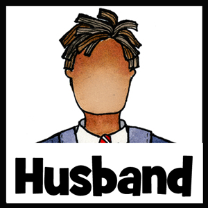 Husband gifts - button