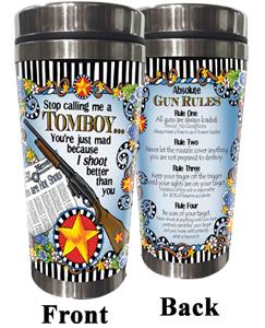 Tomboy Stainless Steel Tumber