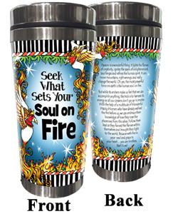 Soul on Fire Tumbler
