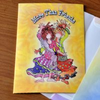 More Than Friends – Greeting Card (limited availability)