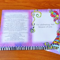 Happy Birthday, Girlfriend (Birthday) – Greeting Card (limited availability)