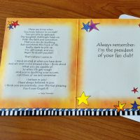 My Son, I Believe in You – Greeting Card (limited availability)