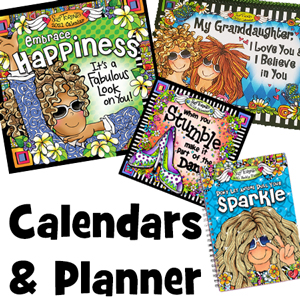 calendars & planners - button