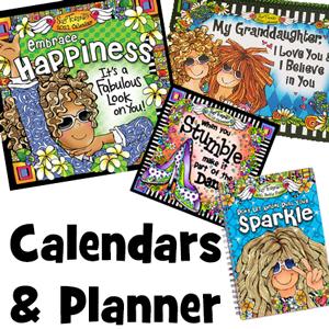 calendars & planners - button