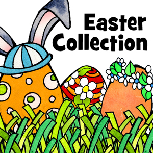Easter Collection - button