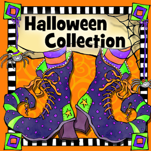 Halloween Collection - button