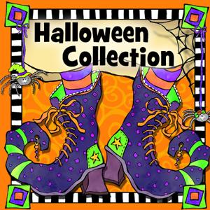 Halloween Collection - button