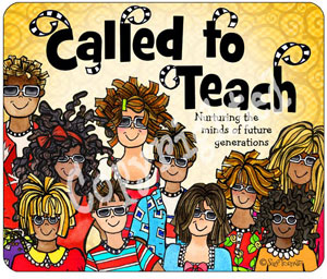 called to Teach - mousepad