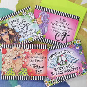 Assorted Note Cards Pack #1