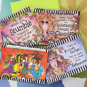 Note Cards ASSORTMENT #2