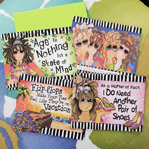 Assorted Note Cards Pack #3