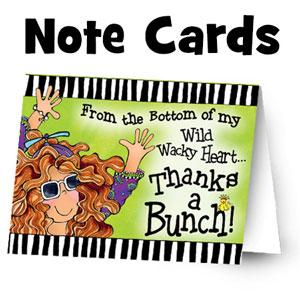 Note Cards - button