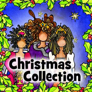 Christmas collection - button