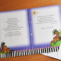 They Who Are Wise Women – Christmas Greeting Card