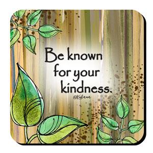 Be Kind Coaster