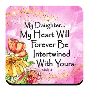 Daughter - Coaster