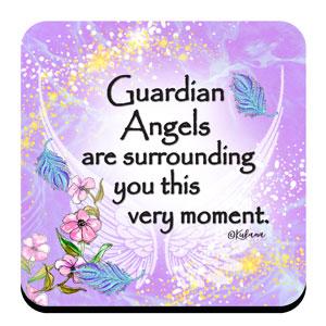 Angels Among Us - Coaster