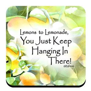 Lemons to lemonade - Coaster