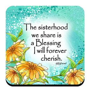 Sisterhood - Coaster