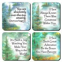 Admiration Collection – (Kukana) Set of 4 Coasters