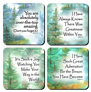 Admiration - Coaster set