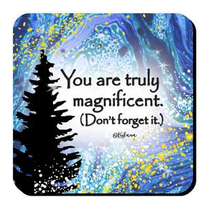 Magnificence - Coaster