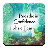 Choose to be Courageous – (Kukana) Set of 4 Coasters
