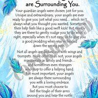 "Guardian Angels are Surrounding You. – (Kukana) 8 x 10 Matted ""Gifty"" Art Print"