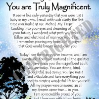 "My Son, You are Truly Magnificent. – (Kukana) 8 x 10 Matted ""Gifty"" Art Print"