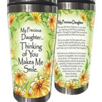 Precious Daughter – (Kukana) Stainless Steel Tumbler