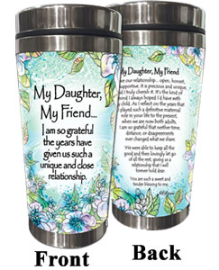 Daughter Friend (Kukana) Stainless Steel Tumbler