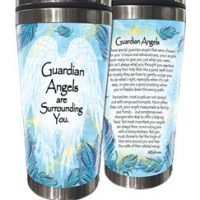 Guardian Angels are Surrounding You. – (Kukana) Stainless Steel Tumbler