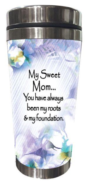 My Sweet Mom (Kukana) Stainless Steel Tumbler - FRONT