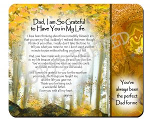 So Grateful Dad - Snack Mat - Hi-RES