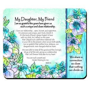 Daughter Friend - Snack Mat