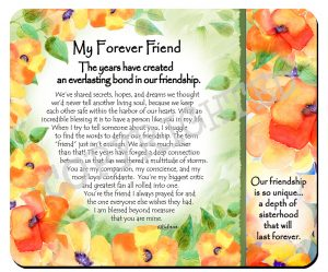 Forever Friend - Snack Mat - Hi-RES