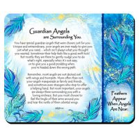 Guardian Angels are Surrounding You. – (Kukana) Snack Mat/Mouse Pad
